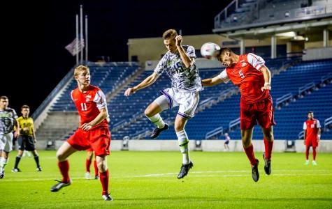 Men's Soccer: Wildcats unable to break through Indiana defense