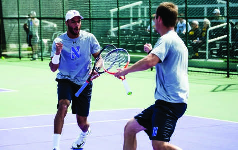 Men's Tennis: Cats look to ride experience to Big Ten success