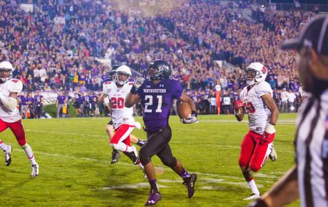 Football: Wildcats battle through injuries, survive scare by Ball State