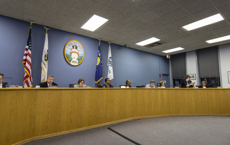 Aldermen heard a presentation from city staff Monday night about street light improvements for the Emerson-Green Bay-Ridge improvement project.