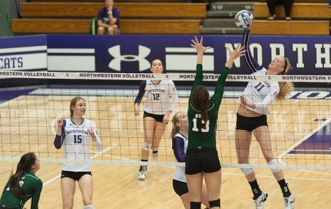 Volleyball: Slater seeks to continue dominant play against No. 16 Minnesota
