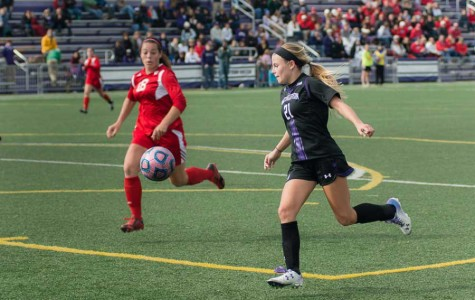 Women's Soccer: Sturdy defending paves way for triumph over Maryland