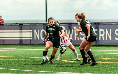 Women's Soccer: Northwestern tops Purdue, draws Indiana