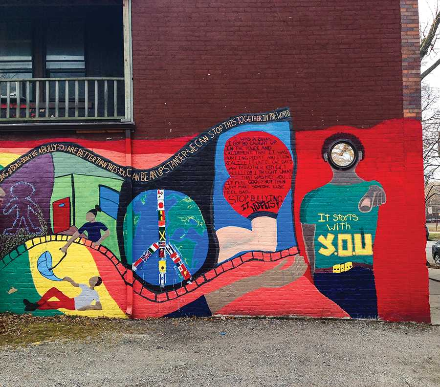 Youth & Opportunity United, the Evanston-based youth development organization formerly known as Youth Organizations Umbrella, is headquartered at 1027 Sherman Ave. The group is expanding its reach and programming despite widespread budget concerns in the education community.