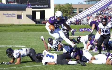 Rapid Reaction: Northwestern clobbers Eastern Illinois 41-0