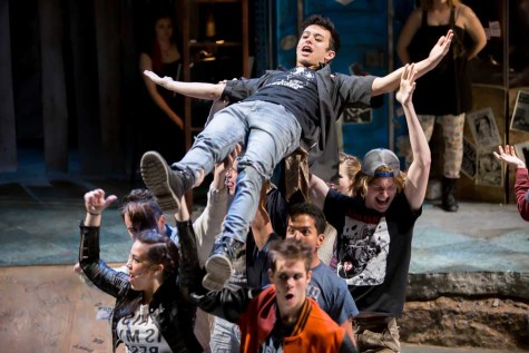 Northwestern alumna directs a musical based on Green Day album