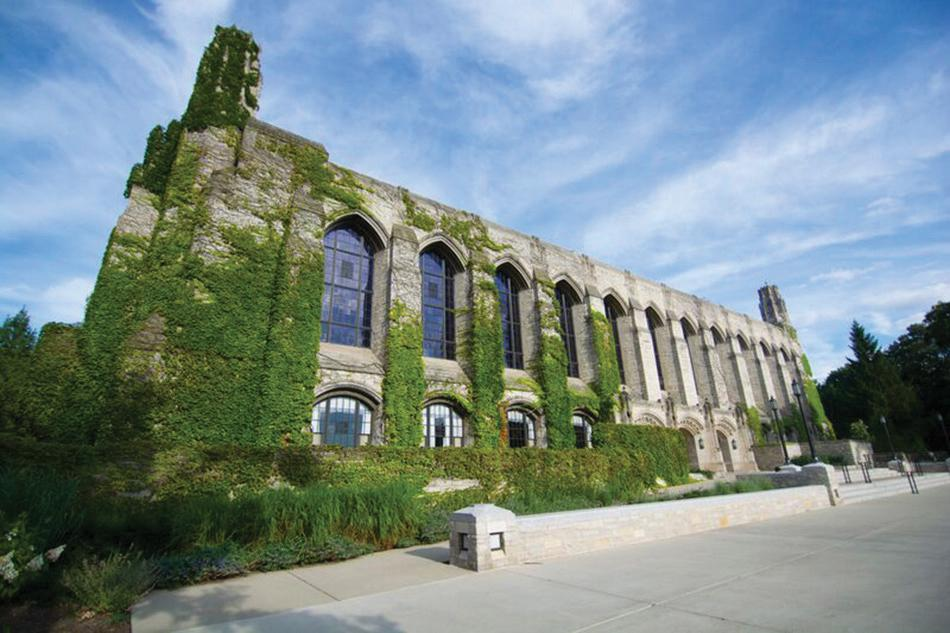 Deering Library was one of three sites on the Northwestern campus featured in the Open House Chicago program. The Open House Chicago program took place from Oct. 17 to Oct. 18.