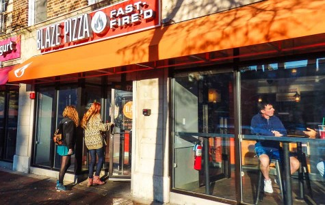Student groups report long wait times for Blaze Pizza fundraiser checks