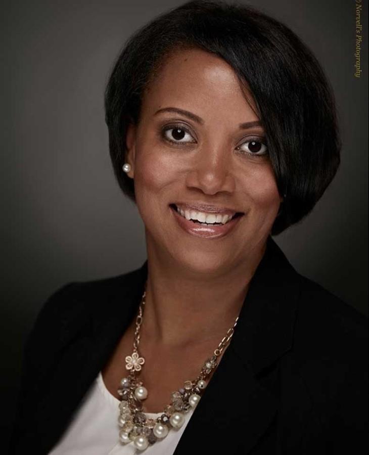 Monique Bronson Jones
