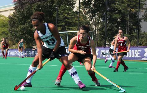Field Hockey: Cats earn home split against Michigan schools