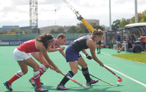 Field Hockey: Cats debut new field with match against Michigan