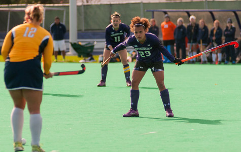 Field Hockey: Wildcats prepare for Iowa in hopes of getting back to .500 in conference play