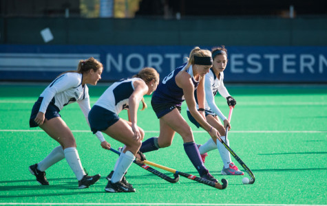 Field Hockey: Wildcats foiled by Penn State on Senior Day