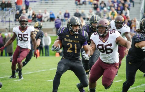 Football: Northwestern not taking Michigan defense lightly