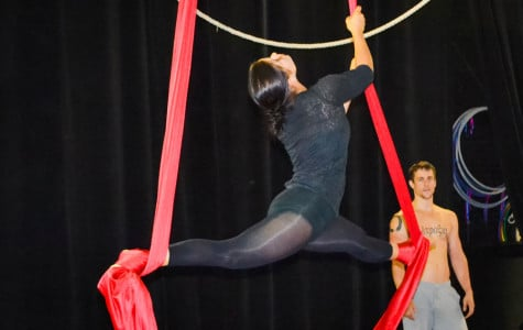 Actors Gymnasium trains circus performers