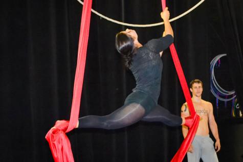 Actors Gymnasium trains circus performers