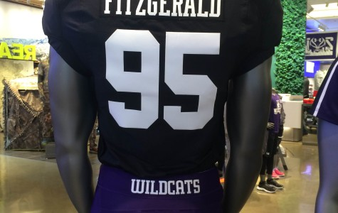 Football: Wildcats unveil throwback jerseys for Homecoming