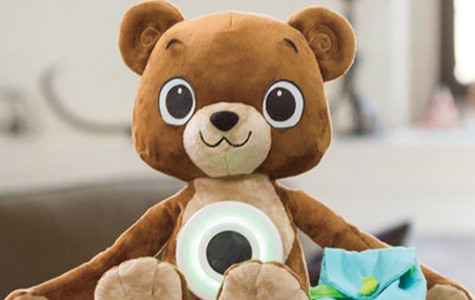 Jerry the Bear, a medical toy made by NU alumni, now on pre-order