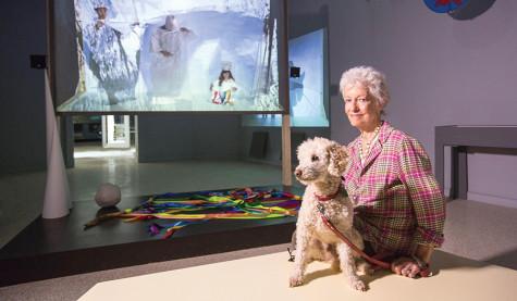 Pioneering artist to visit Northwestern