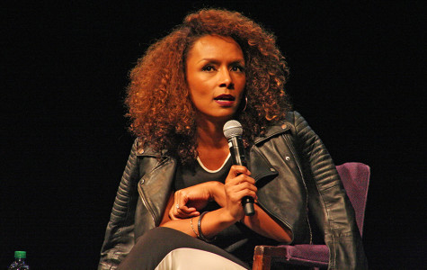 Activist Janet Mock discusses transgender visibility