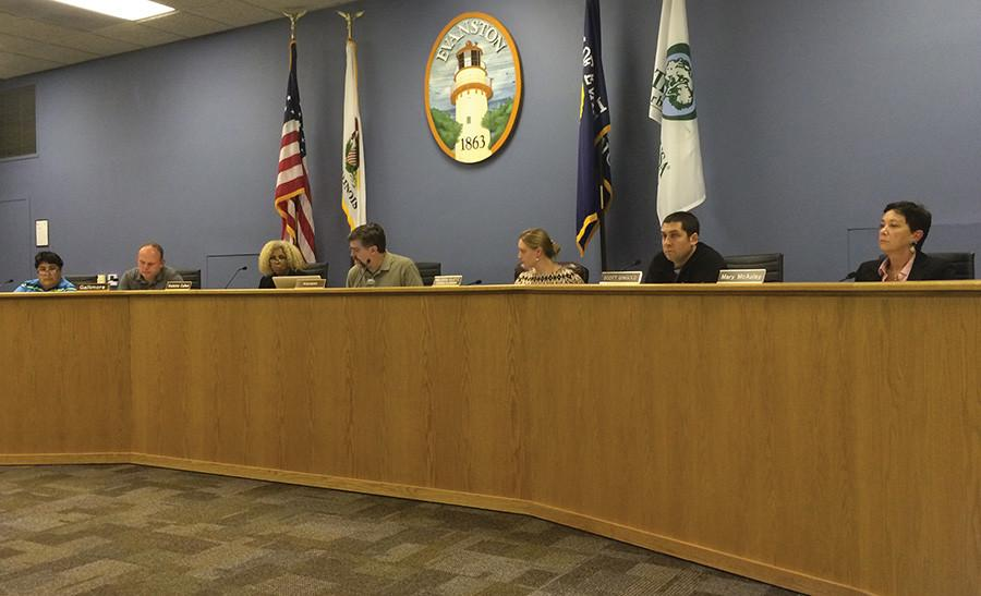 The Zoning Board of Appeals voiced their support of Beacon Academy's request for a permit to move into vacant space at 1560 Sherman Ave. Beacon was founded last fall and currently has an enrollment of 83 students, mostly freshmen and sophomores.