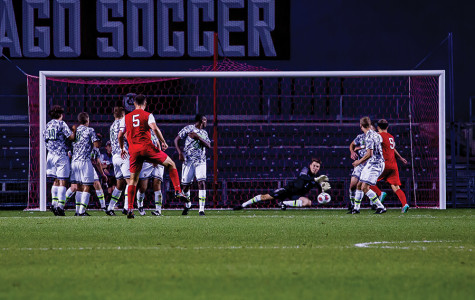Men's Soccer: Despite setbacks, Northwestern still in conference race as Cats welcome Rutgers