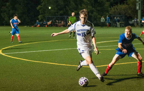 Men's Soccer: Cats prove resilient against Irish onslaught, draw 1-1