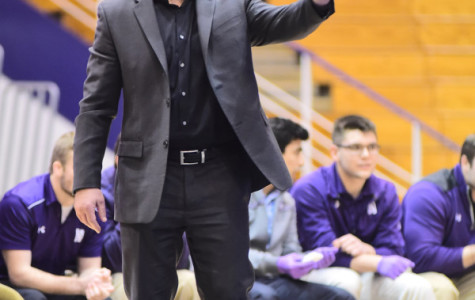 Wrestling: Drew Pariano out as Northwestern coach