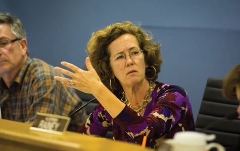 Ald. Jane Grover (7th) said at Monday's City Council meeting that the new plan to rehabilitate rather than demolish Penny Park presents a good balance between maintaining the park's safety and the community's desire for preservation. Aldermen voted to terminate its contract with the current contractor.