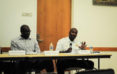Panelists discuss police-civilian interactions, protocol at Levy Center event