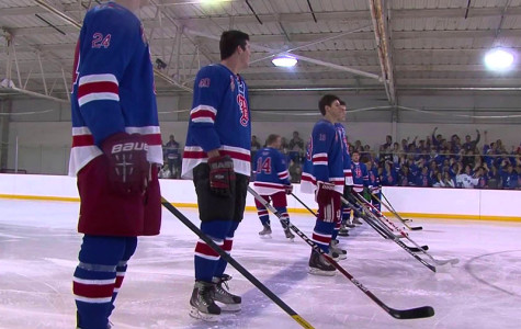 Fraternities organize hockey tournament for brain tumor awareness