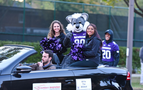 Captured: Homecoming Parade floats down Sheridan