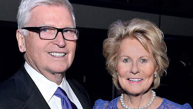 Patrick G. Ryan and Shirley W. Ryan