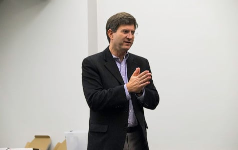 Ex-Congressman Brad Schneider swings back to NU as speaker
