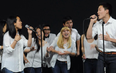 A cappella group Treblemakers plans 10-day tour of Asia