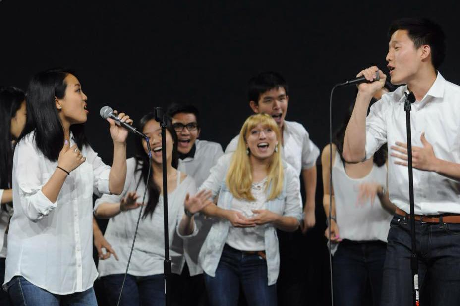 The Treblemakers, Northwestern's only East-Asian interest a cappella group, will travel to Seoul, Beijing and Hong Kong for the first time since its founding in 2004. The group has been fundraising for the past few weeks to send the majority of its members on a 10-day trip during the 2016 Spring Break.