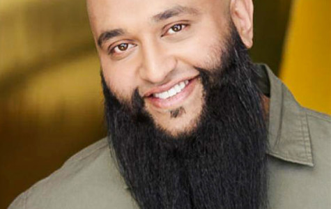 American Muslim comedian Azhar Usman to perform on campus
