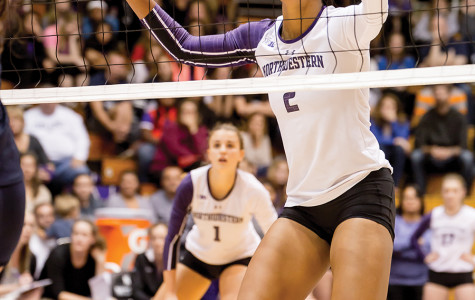 Volleyball: Wildcats finding themselves consistently inconsistent