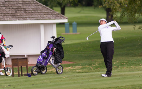 Women's Golf: Cats ride depth to three consecutive top-two finishes