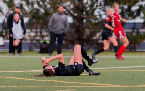 Women's Soccer: Long-range strike, inactive offense doom Cats in second straight defeat