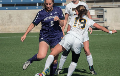 Women's Soccer: Wildcats clinch Big Tens berth with 2-0 win over Illinois