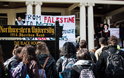 Students protest institutional racism, interrupt groundbreaking ceremony