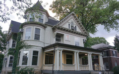 Northwestern cancels Black House changes