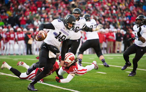 Captured: Northwestern beats Wisconsin after controversial finish in Madison