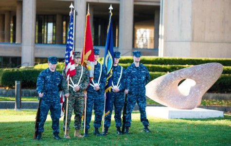 Captured: Northwestern celebrates Veterans Day