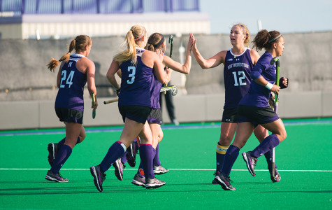 Field Hockey: Northwestern loses to Maryland in double OT