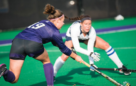 Field Hockey: Wildcats advance to Big Ten Tournament semifinals with shutout victory