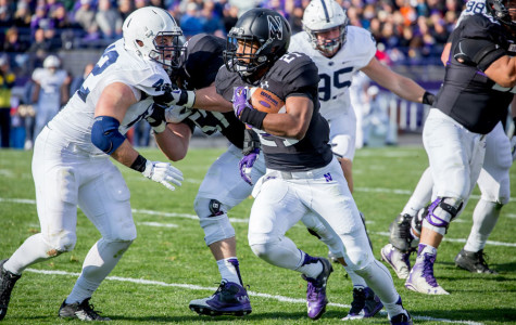 Football: Wildcats drop to No. 20 in College Football Playoff rankings
