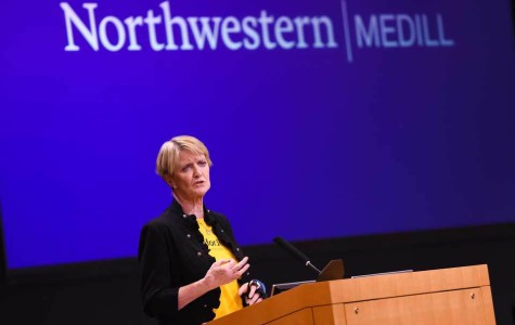 Reporter Kathy Gannon recognized with James Foley Medill Medal of Courage