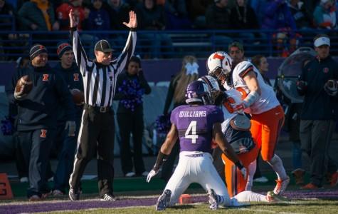 Northwestern vs. Illinois: Wildcats take on the Fighting Illini